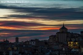 2017-01-31-04 Atardecer San Marxos
