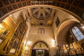 2017 11 26 Capilla Mozarabe, Catedral 03