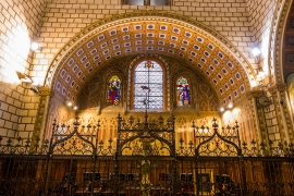 2017 11 26 Capilla Mozarabe, Catedral 04