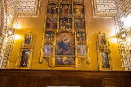 2017 11 26 Capilla Mozarabe, Catedral 06