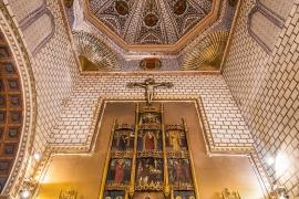 2017 11 26 Capilla Mozarabe, Catedral 07