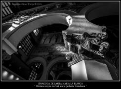 2020 05 09 - 0029 Sinagoga de Santa Maria la Blanca