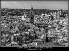 2020 05 13 - 0030 Catedral e Iglesia de San Ildefonso vista desde el El Alcazar