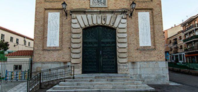 Historia – Portada Barroca de la Iglesia de Santa Bárbara
