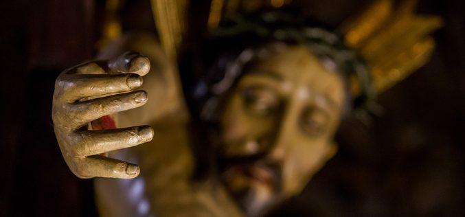 Leyenda del Cristo de la Vega