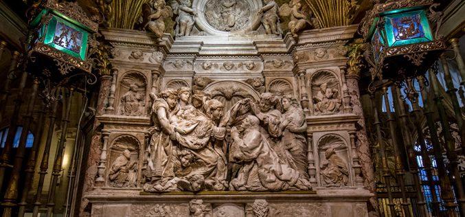 La Capilla de la Descensión, Catedral de Toledo