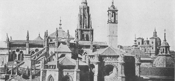 La Torre del Reloj de la Catedral de Toledo