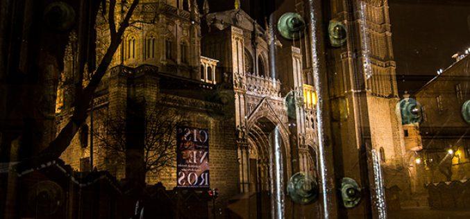 Paseo Fotográfico – 11 de Enero de 2018 – La Catedral, y el Ayuntamiento de noche