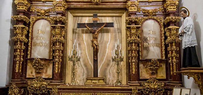 Reportaje Fotográfico – Las Capillas de la Iglesia de San Ildefonso