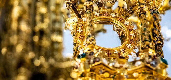 Imaginería Religiosa – La Custodia de la Catedral de Toledo