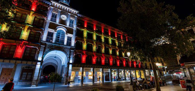 Reportaje Fotográfico – Plaza de Zocodover iluminada