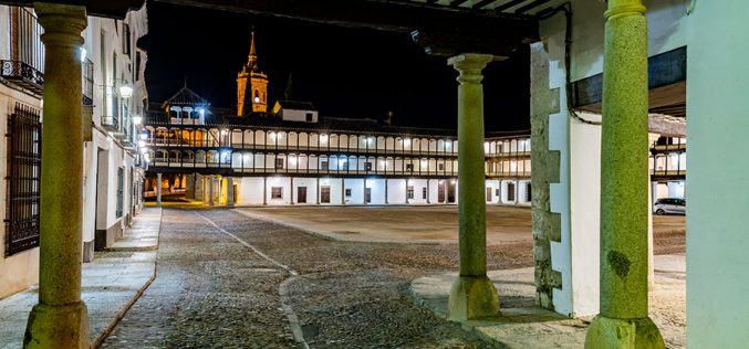 PROVINCIA DE TOLEDO – Plaza Mayor de Tembleque