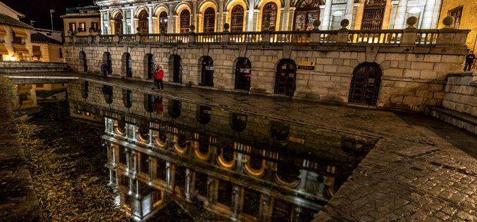 Paseo Fotográfico – Catedral y Ayuntamiento de noche