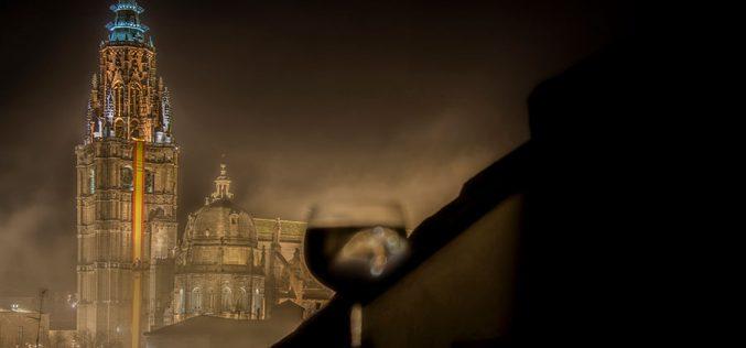 Reportaje Fotográfico – Niebla nocturna en la terraza del Hotel Santa Isabel