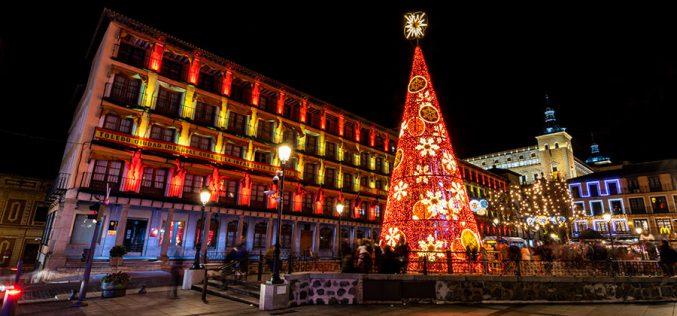 Paseo Fotográfico – Luces de Navidad