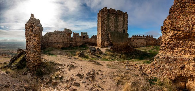 PROVINCIA DE TOLEDO – Castillo de Almonacid