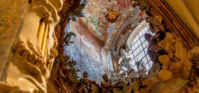 El Rincón de Javier Rojas Asensio – El Transparente de la Catedral de Toledo