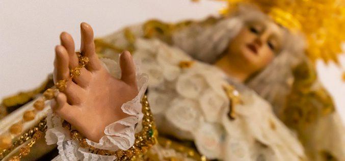 Imaginería Religiosa – Ntra Sra del Rosario