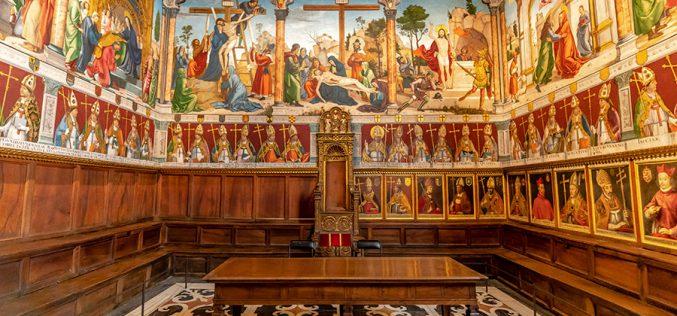 El Rincón de Javier Rojas Asensio – La Sala Capitular de la Catedral