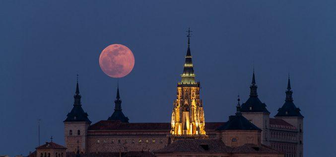 Paseo Fotográfico – La Luna llena del 19 de Febrero de 2019