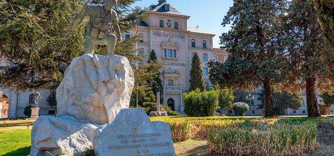 Reportaje Fotográfico – La Academia de Infantería de Toledo