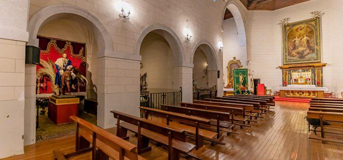 Reportaje Fotográfico – Iglesia Mozárabe de las Santas Justa y Rufina