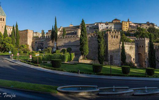 El Rincón de Javier Rojas Asensio – Puertas en las murallas de Toledo – PARTE 1