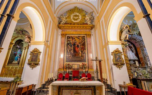 Reportaje Fotográfico – La Iglesia de Santa Leocadia