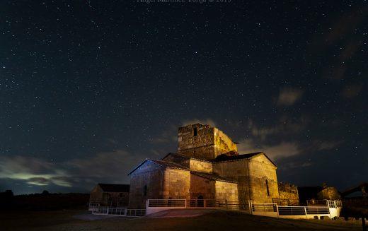 PROVINCIA DE TOLEDO – Santa María de Melque, de noche