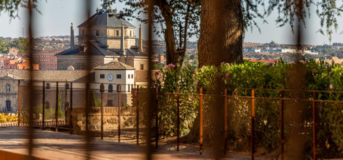Paseo Fotográfico – Tavera, Cobertizos e Iglesia de San Ildefonso