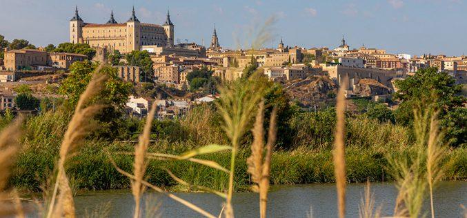 Paseo Fotográfico – Vista de Toledo desde la Huerta del Rey
