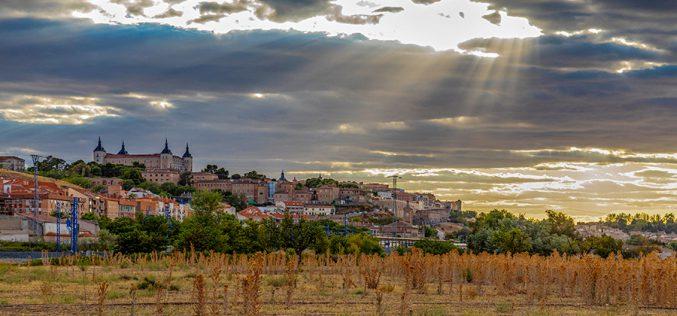 Paseo Fotográfico – Atardecer desde la Huerta del Rey