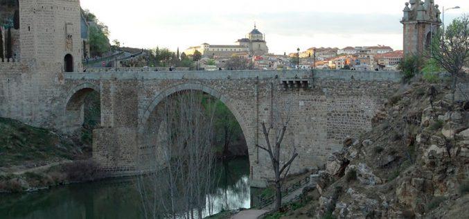 EL Rincón de Javier Rojas Asensio – Puentes históricos del río Tajo a su paso por Toledo – PARTE 1 – Puente de Alcántara