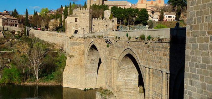 El Rincón de Javier Rojas Asensio – Puentes históricos del río Tajo a su paso por Toledo – PARTE 2 – Puente de San Martín