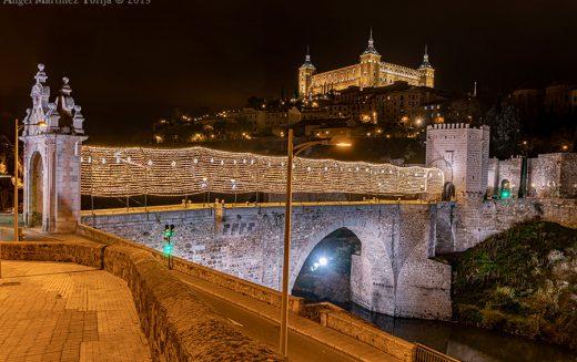 Paseo Fotográfico – Los Puentes de Toledo en Navidad