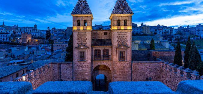 Paseo Fotográfico – Atardecer en la Puerta de Bisagra