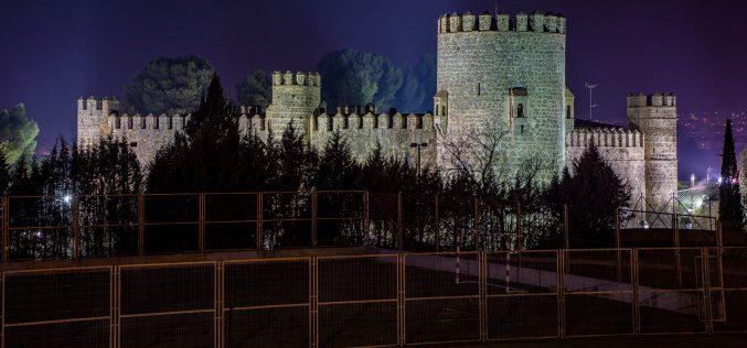 Reportaje Fotográfico – Castillo de San Servando, de noche