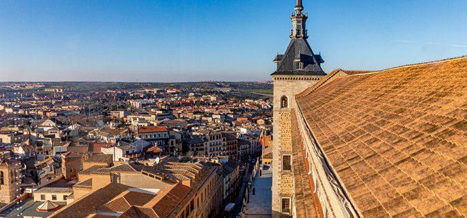 Reportaje Fotográfico – Vistas desde el Alcázar