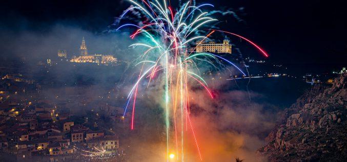 Reportaje Fotográfico – Fuegos Artificiales del Entierro de la Sardina 2020