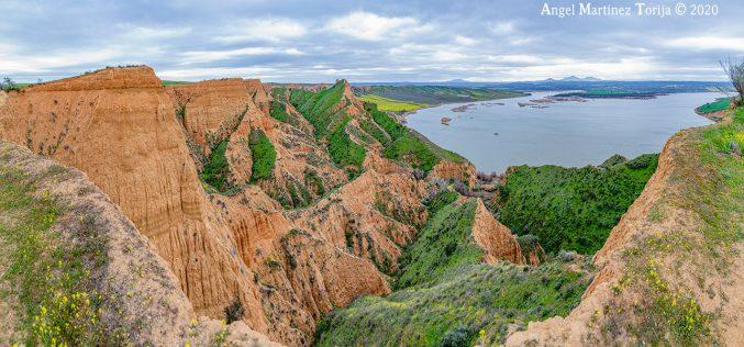 Provincia – Panorámicas de Las Barrancas de Burujón