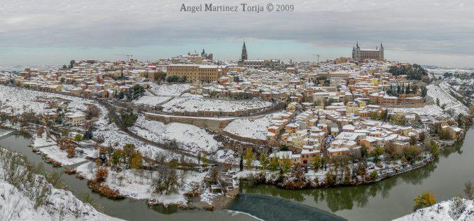 Reportaje Fotográfico – Toledo nevado. 14 Diciembre 2009