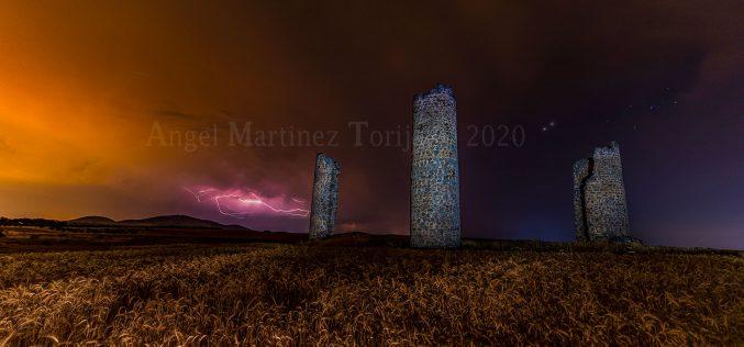 Provincia – Noche de Rayos y Estrellas, en el Castillo de Gálvez