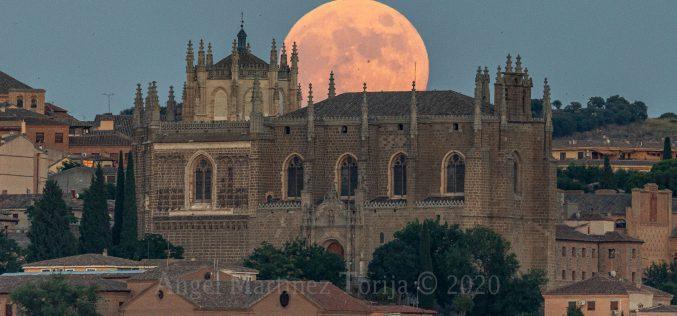 Paseo Fotográfico – Luna LLena y Eclipse Penumbral de Luna (Luna de Trueno), del 3 al 5 de Julio de 2020