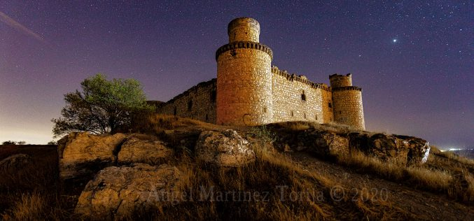 Provincia – Castillo de Barcience. Atardecer y Fotografía Nocturna