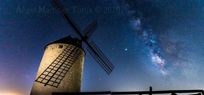 Provincia – Molino de Los Yébenes. Noche de Estrellas.