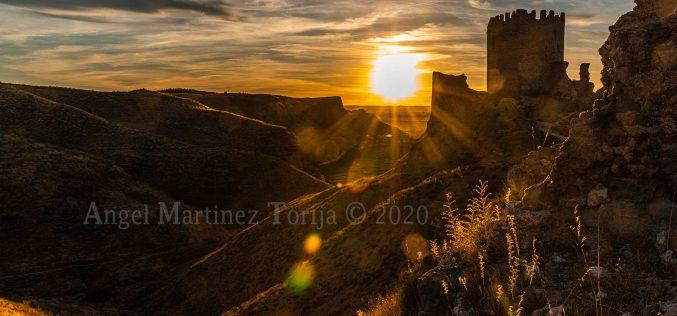 Provincia – Atardecer en el Castillo de Oreja