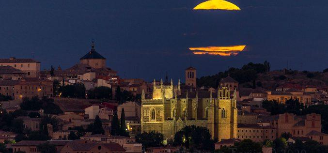 Reportaje Fotográfico – La luna llena del 1 de Septiembre de 2020