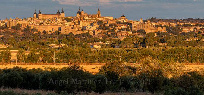 Reportaje Fotográfico – Atardecer desde la gravera de Toledo
