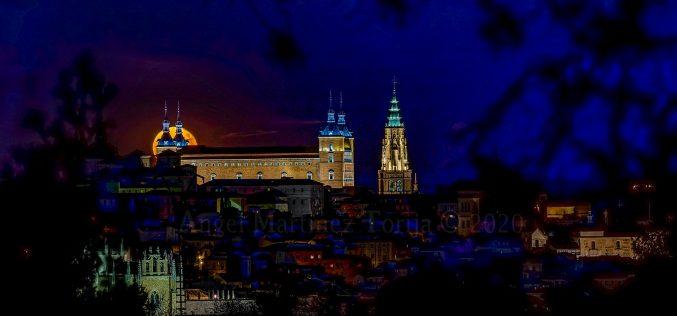 Reportaje Fotográfico – La luna del 2 Octubre 2020, desde la Ermita de la Bastida