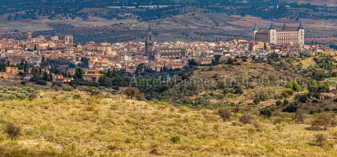 Paseo Fotográfico – Vista de Toledo desde Cobisa
